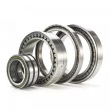 Toyana 3808-2RS angular contact ball bearings