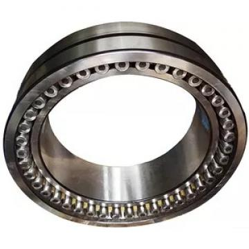 260 mm x 540 mm x 165 mm  ISO NUP2352 cylindrical roller bearings