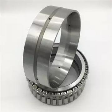 160 mm x 340 mm x 136 mm  ISO NJ3332 cylindrical roller bearings